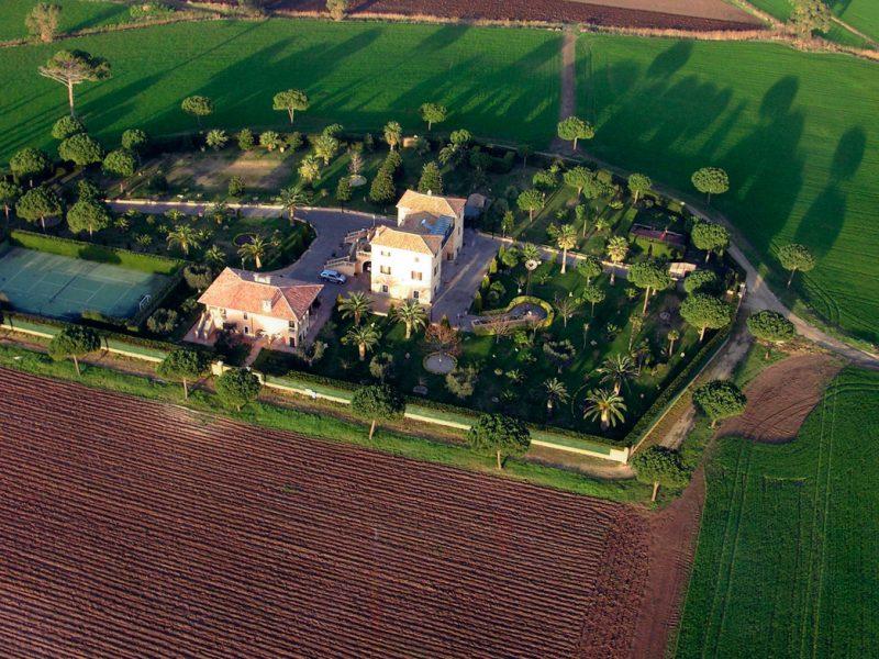 Proprietà di lusso in vendita alto lazio vicinanze Roma 136B